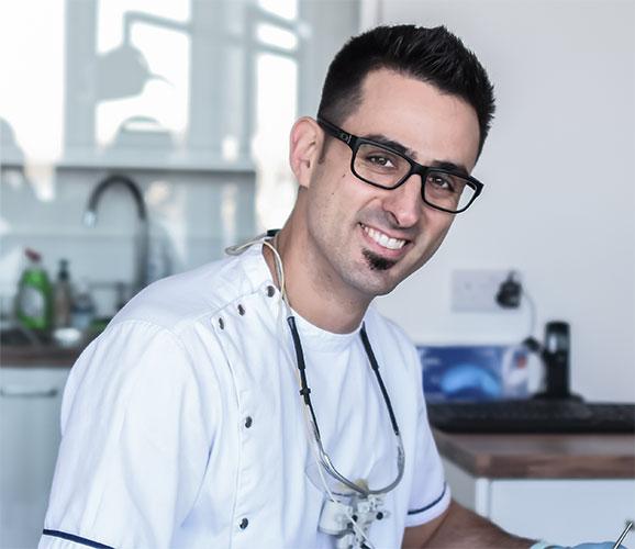 Dr. Hargitai Máté - Dentist in Malahide